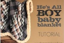 sewing - boys too / by Bonnie Bertram
