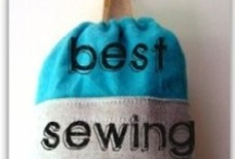 sewing - how to / by Bonnie Bertram