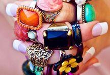 Jewelery / by Ellisha Johanabas