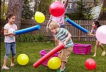 {play} outdoors / outdoor play for kids / by Pauline @ Lessons Learnt Journal