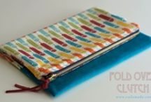 sewing - totes bags and pouches / by Bonnie Bertram