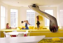 {play} playful spaces / playful spaces for kids / by Pauline @ Lessons Learnt Journal
