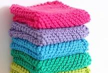 knit/crochet / by Kristey Pappan