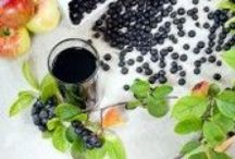 Berry Patch / All about growing aronia berries and other berries.