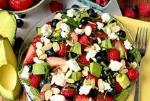 """""""Berry"""" licious Food / Food made with aroniaberries and other berries"""