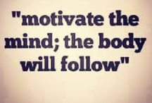 Be Fit / Motivation and ideas for getting and staying fit