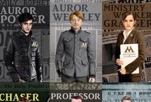 HOGWARTS ALUMNI / Everything Harry Potter! / by Stephanie Woodland