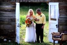 And they lived happily ever after / Wedding Ideas to keep in mind / by Kim McCoy
