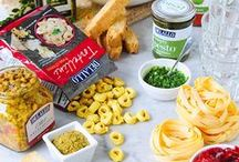DeLallo Goodies / Because every ingredient counts... we bring you the best of Italy to enjoy any night of the week. From our imported Italian Extra Virgin Olive Oil to our hearty Organic Whole Wheat Pasta, we make it easy to share authentic Italian foods with your family. Mangia! / by DeLallo Foods