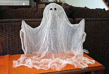 Halloween ideas / by Heidi Wiegert