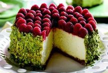 Say Cheesecake :)  / by Kim McCoy