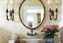 bathrooms / by Alexandra Danos