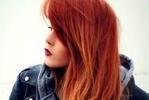 Hair / by Sarah Minnie