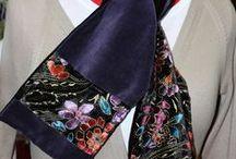 sewing - scarves / by Bonnie Bertram