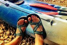 Slow tide rollin' / Summer  / by Allie Clark