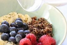 """""""Berry"""" licious Breakfasts / Breakfast is the perfect time for aroniaberries.  They are delicious in pancakes, waffles, muffins, and other baked goods."""