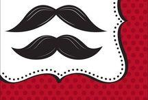 Mustache Party for the Little Boss / by Ellisha Johanabas