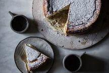 Lemon Cake Love / lemon cake, lemon cupcakes, yellow cake, lemon muffin, lemon tarte, lemon cookies because I love lemon
