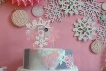 Birthday party ideas / Birthday party ideas for Winter  / by Amber Burke