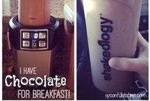 Shakeology / I ❤️ Shakeology! It's my Daily Dose of Dense Nutrition, it's easy, it tastes good, and squashes those cravings.