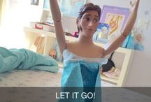 Disney Snapchats