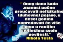 Nikola Tesla / Sve o našem velikanu Nikoli Tesli.