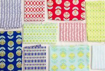 Color Me Retro / Vintage retro interiors, furniture, kitchenware, and goods that inspired my debut fabric collection, Color Me Retro, with Art Gallery Fabrics. / by Jeni Baker