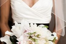 Wedding Visions / Purple and gray wedding details, romantic charm, and DIY decor ideas.