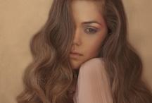 hair & makeup inspiration / fashion/beauty / by Misti Walters
