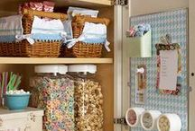Kitchen Decor & Organizing