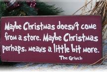 Holiday Decorations / by Samantha Bieleski