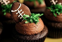 Game Day Foods ~ Are you ready for some football?! / Football, Baseball, Basketball & Hockey Party foods.