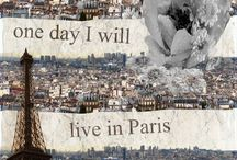 Paris mon amour / My heart belongs to Paris