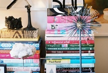 Books and Bookshelves / by * EMPIRELLA *