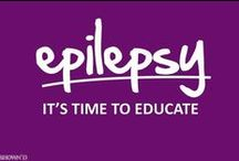 Living with Epilepsy / by Shayna Wilson