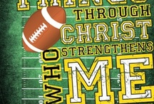 I Am An Athlete For Christ / by Kaila Shock