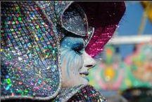 Carnevale nel mondo! | Carnival season around the world / Foto di viaggio inviate al sito turistipercaso.it