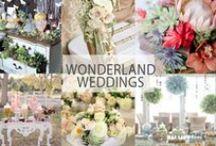 Wedding inspiration / Setups, mood boards & more
