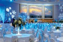 Events - Amazing Venues / Unique and beautiful event centers, venues, banquet rooms, ballrooms, reception halls and board rooms.