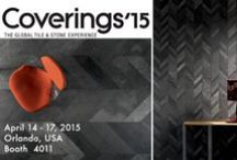 Coverings 2015 - Orlando / From 14 to 17 April Coem is present at COVERINGS. Orange County Convention Center (OCCC) 9899 International Drive, #Orlando, Florida 32819 – USA Booth #4011 All the previews at www.coemfioranesecoverings.com