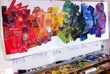 Art Lessons: Color / by Stefanie Ryder