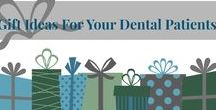 Patient Gift Ideas / Gift Ideas for Specialists / Patient Gift Basket Ideas  - Dental Ideas / Patient Appreciation Gift Ideas / Gift Ideas for Specialists and General Dentist / Gifts, Give Aways and Gift Baskets