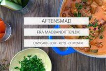 Aftensmad fra Madbanditten.dk