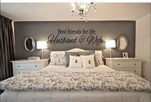 Dream Home Spaces / by Amy A