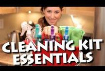 Tips and tricks for cleaning&organizing