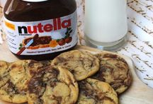 Nutty * 'Bout * Nutella / the eighth wonder of the world... / by Suzanne Seeley Norwood