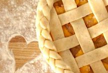 """By * The * Slice / """"We must have a pie. Stress cannot exist in the presence of a pie."""" / by Suzanne Seeley Norwood"""