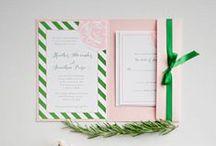 convites lindos / by Bruna Guedes