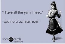 Yarn Crafts / by Jennifer Dudek