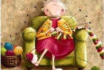 Crochet :}
